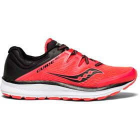 saucony Guide ISO - Zapatillas running Mujer - naranja/rojo